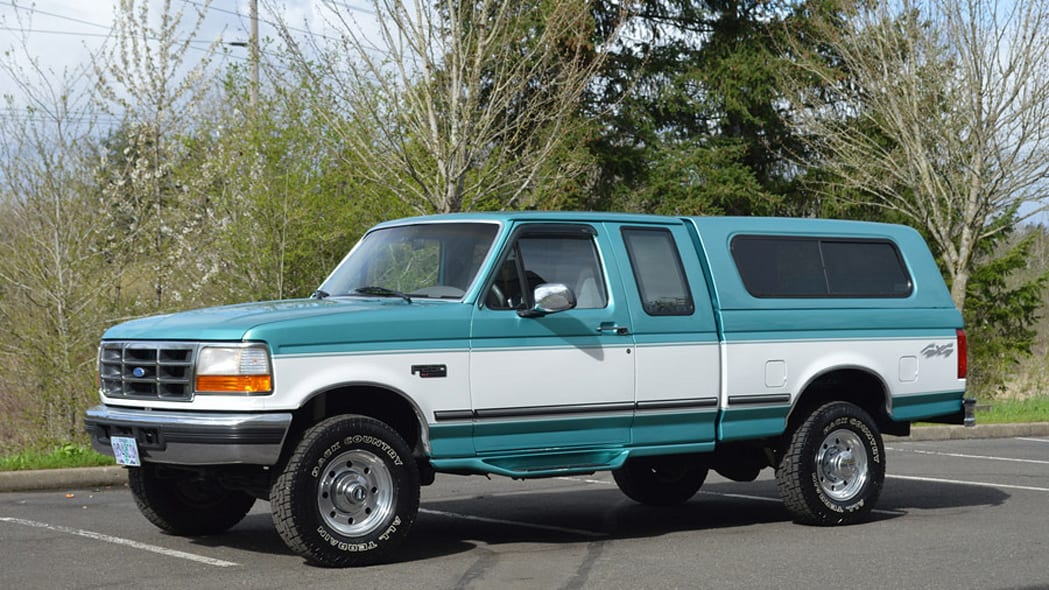 eBay Find | This 1996 Ford F-250 has 7.5 liters and only 85,632 miles