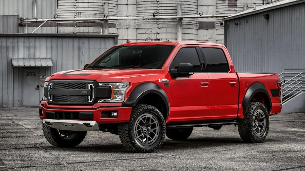 2019 Ford F-150 RTR