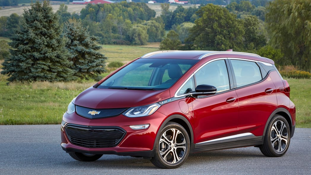2020 Chevy Bolt EV range increased to 259 miles on a full charge