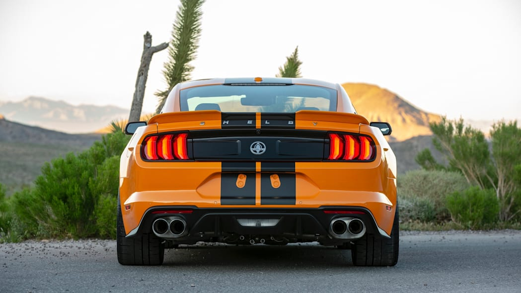 2019 Shelby GT-S Mustang