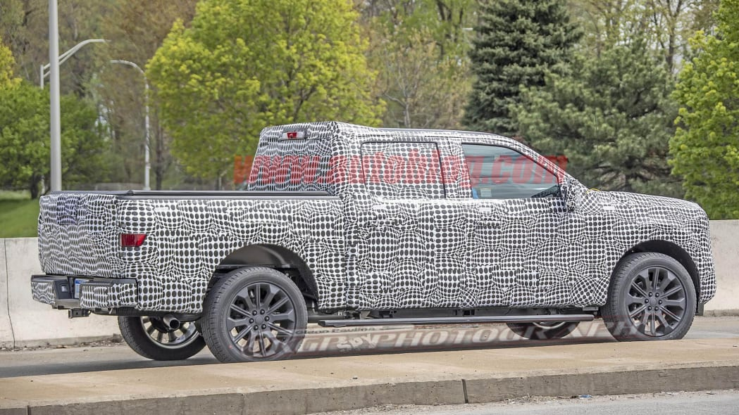 Next-gen Ford F-150