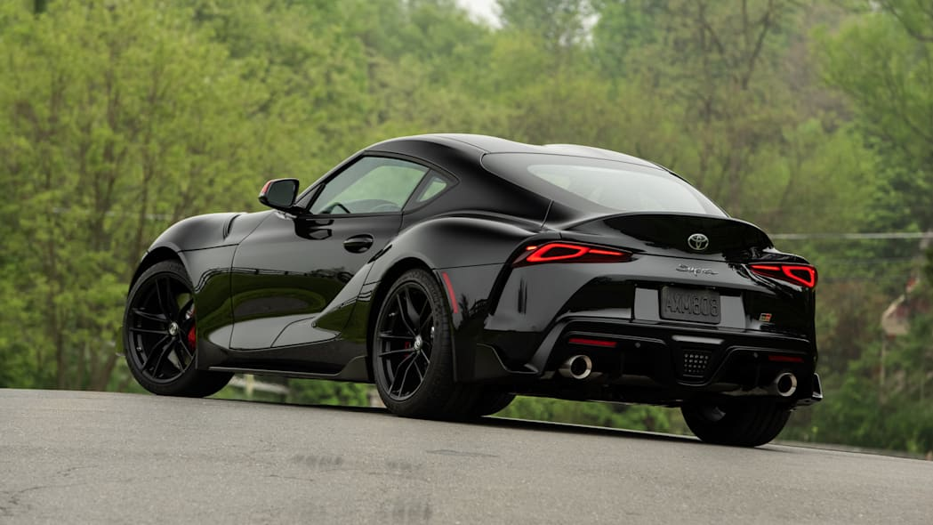 2020 Toyota Supra Launch Edition