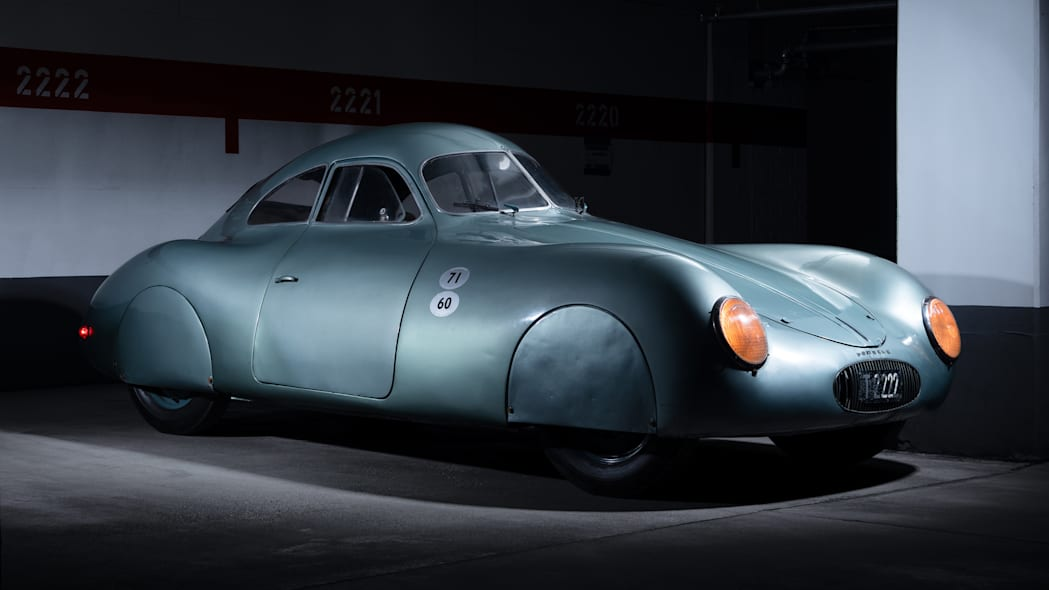 1939 Porsche Type 64, the precursor to the 356, is going to auction