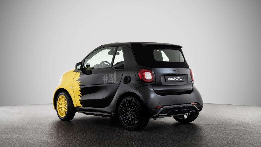 smart Final Collector's Edition by Konstantin Grcic