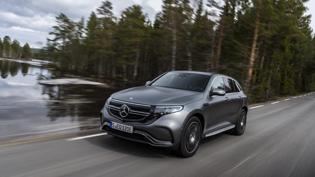 Mercedes-Benz prices the 2020 EQC below its main rivals