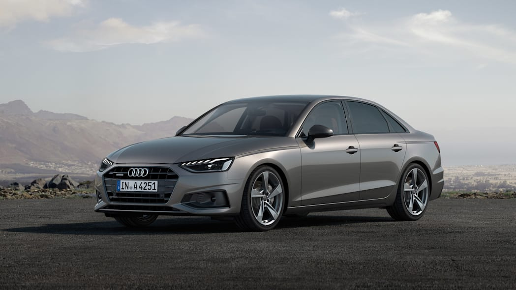 Refreshed 2020 Audi A4's price range released, starting at $38,395