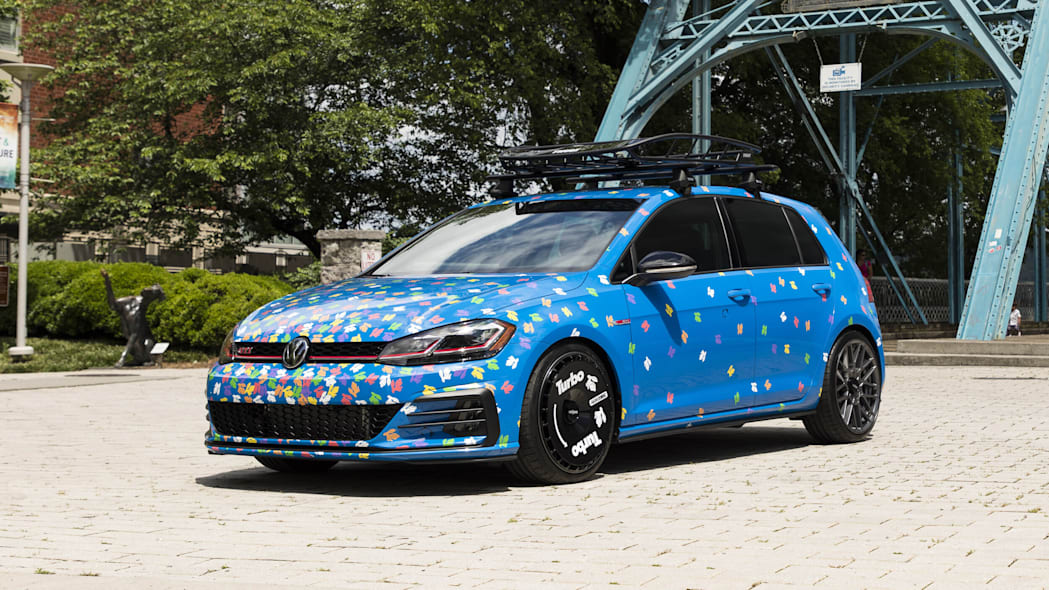 Volkswagen concepts for SoWo 2019