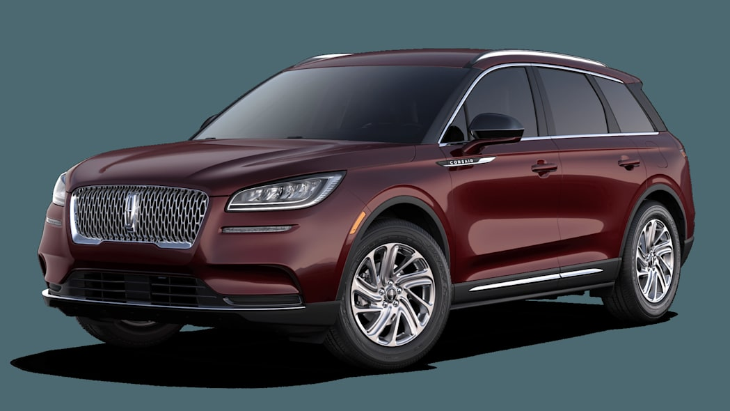 2020 Lincoln Corsair colors