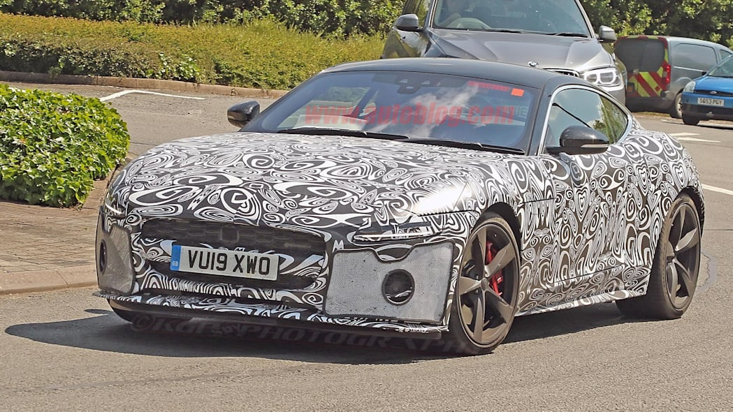 2021 Jaguar F-Type is getting a major facelift