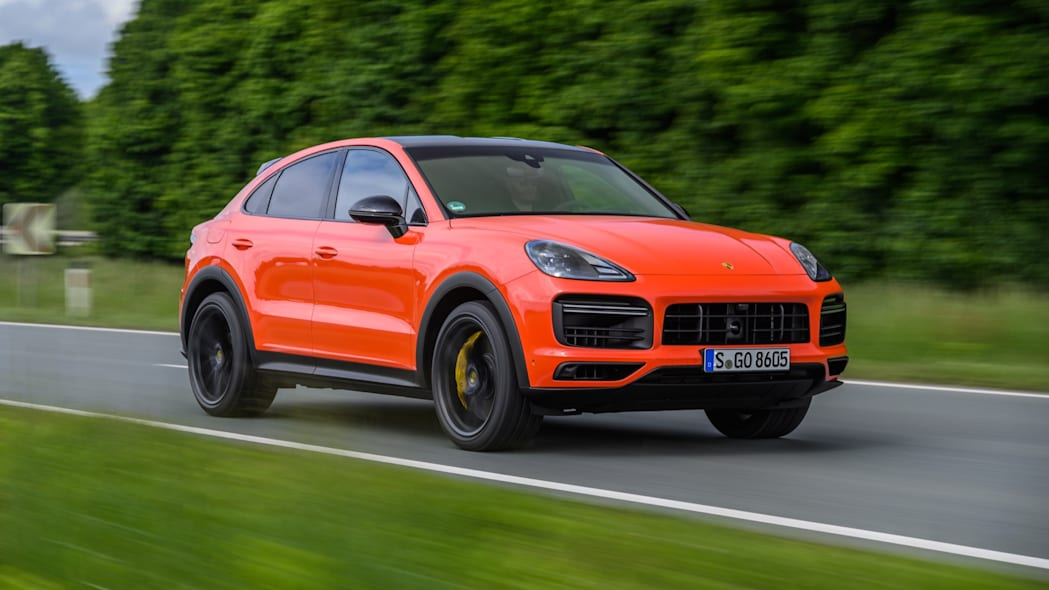 2020 Porsche Cayenne Coupe First Drive Review | Less trunk is better