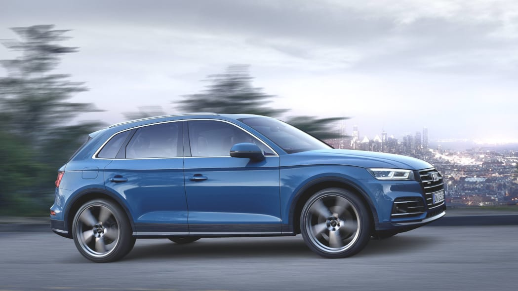 Audi Q5 plug-in hybrid revealed with more power than the SQ5