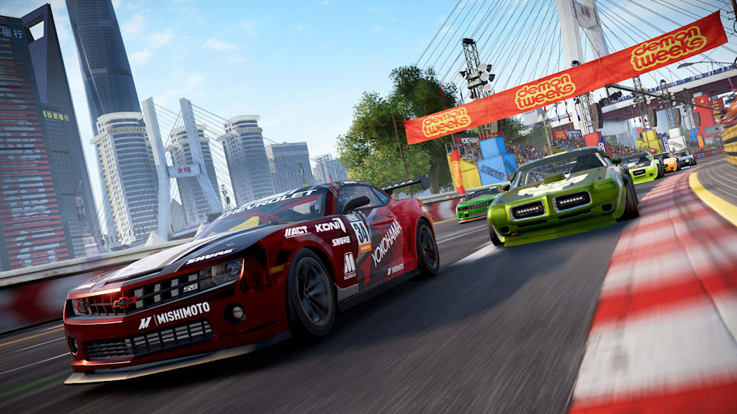 Fourth installment of GRID racing game series launches this September