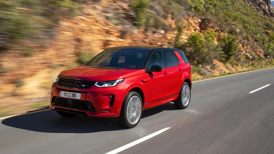 2020 Land Rover Discovery Sport revealed on new platform, adds electrification