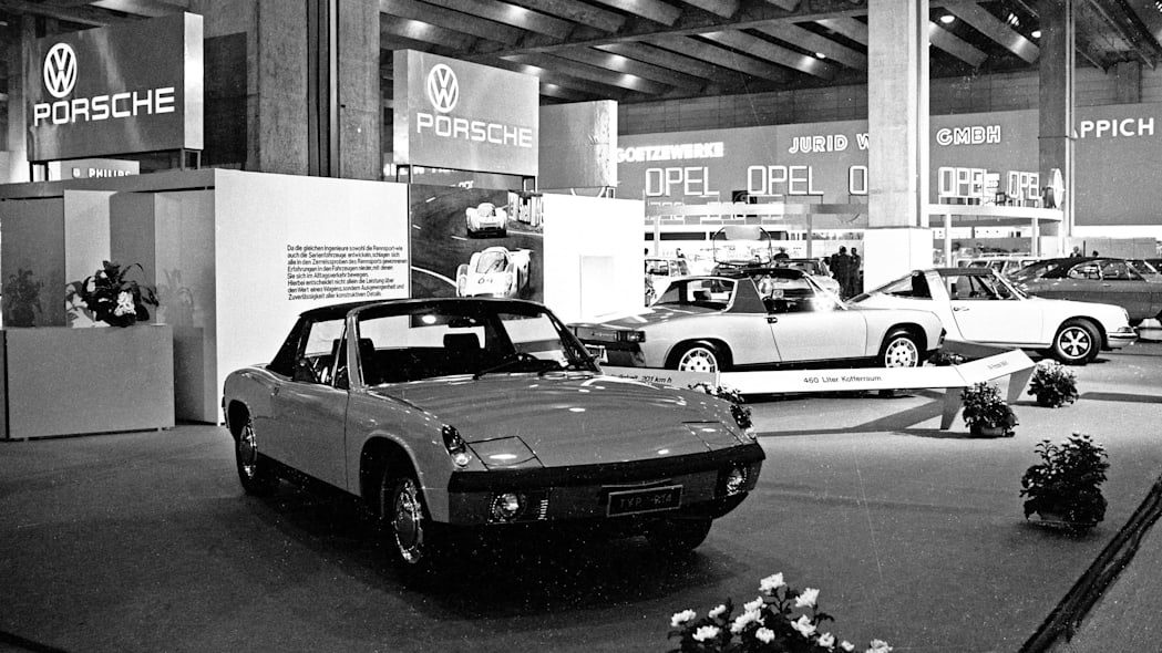 '50 Years of the 914 ? Typically Porsche' exhibit to open for limited time