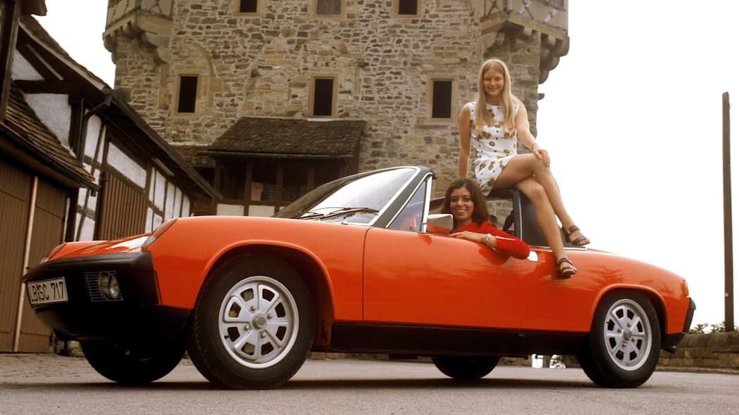50 Years of 914