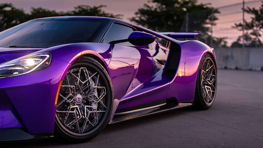 Watch how HRE makes its newest 3D-printed titanium wheel