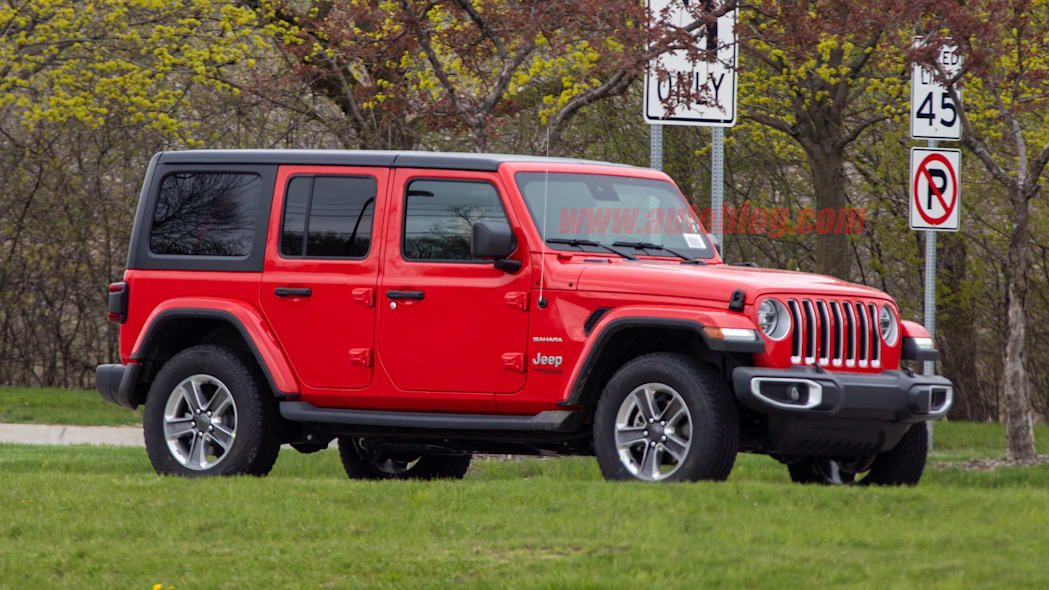 2020 Jeep Wrangler order guide shows 3.0L EcoDiesel is a $4K option