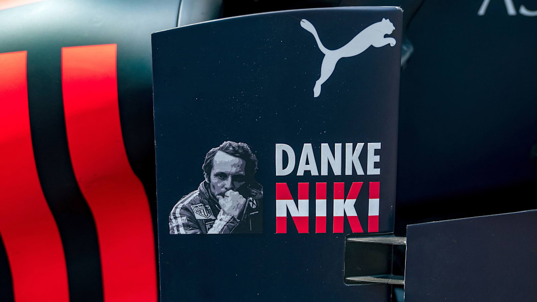 Niki Lauda to be honored with tributes at Monaco Grand Prix