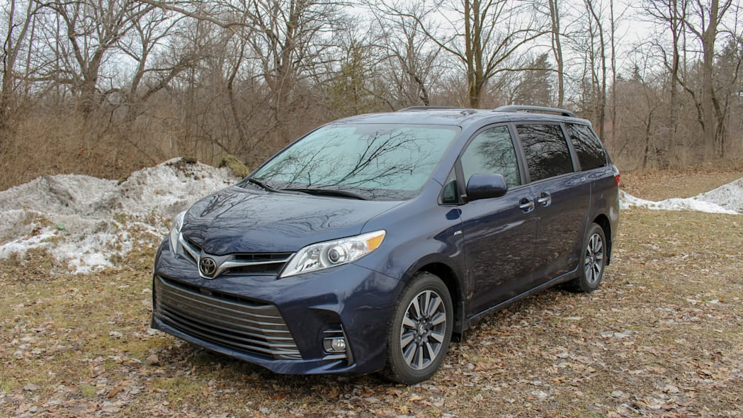 2019 Toyota Sienna Buying Guide