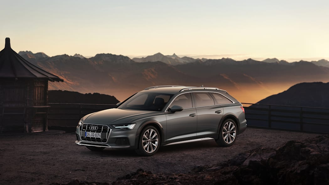 2020 Audi A6 Allroad priced over $65,000