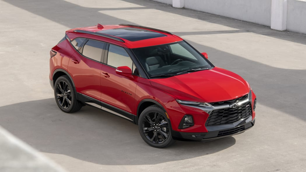 2020 Chevrolet Blazer receives a smattering of changes