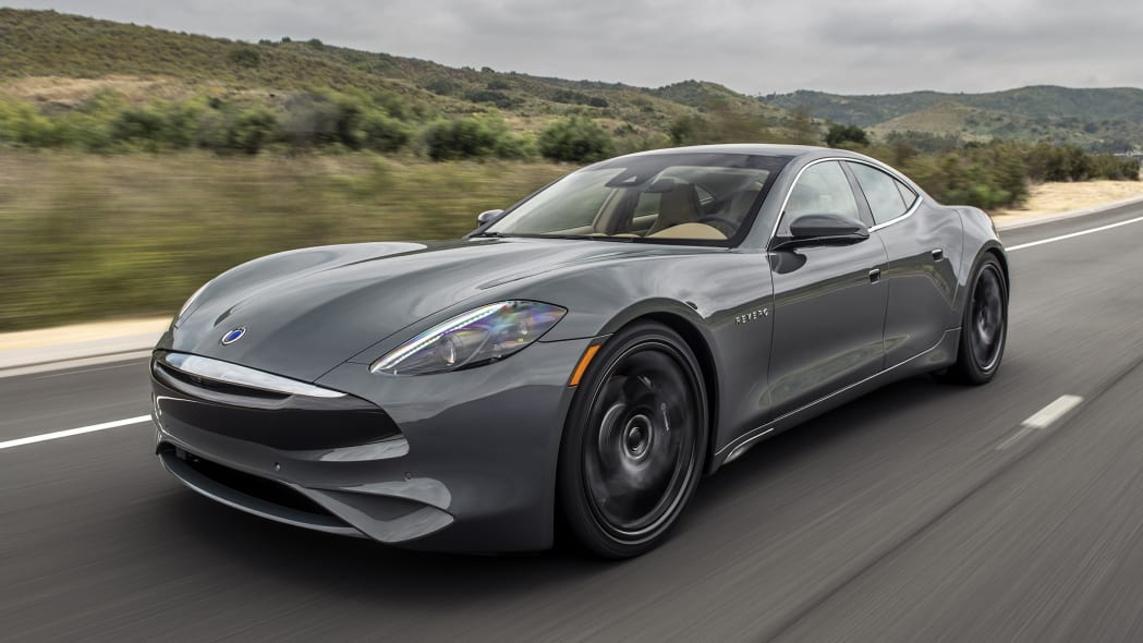 2020 Karma Revero GT First Drive Review | Light years ahead
