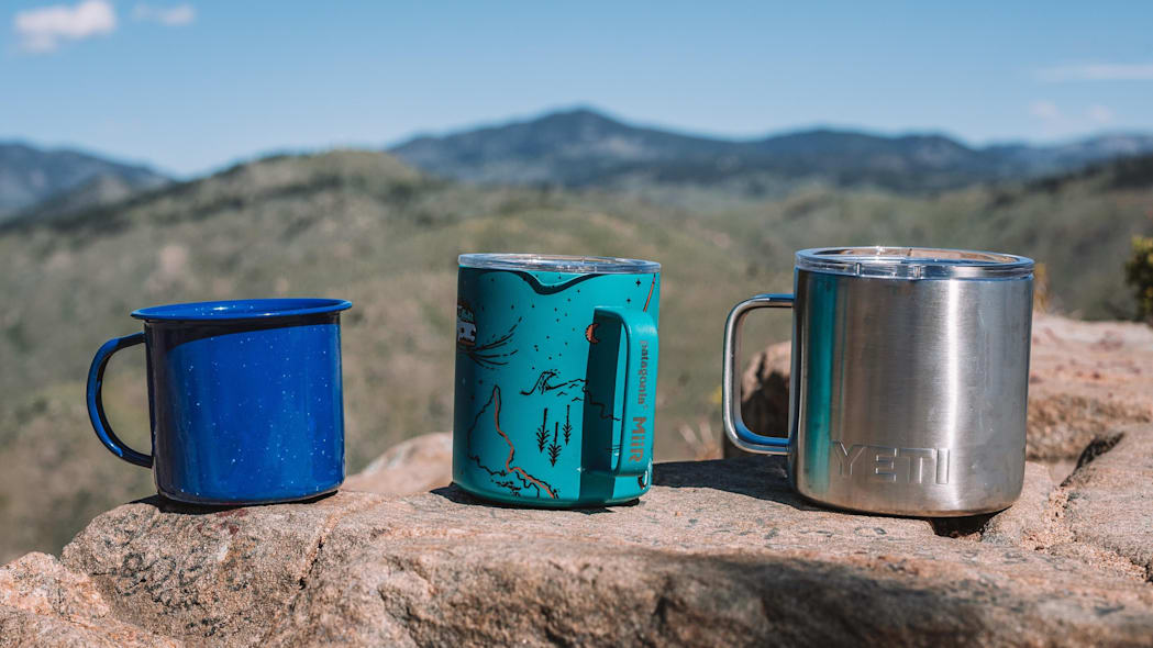 Summer Car Camping Gear - Mugs