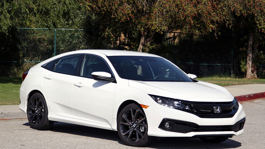 2019 Honda Civic Sedan Sport 6MT