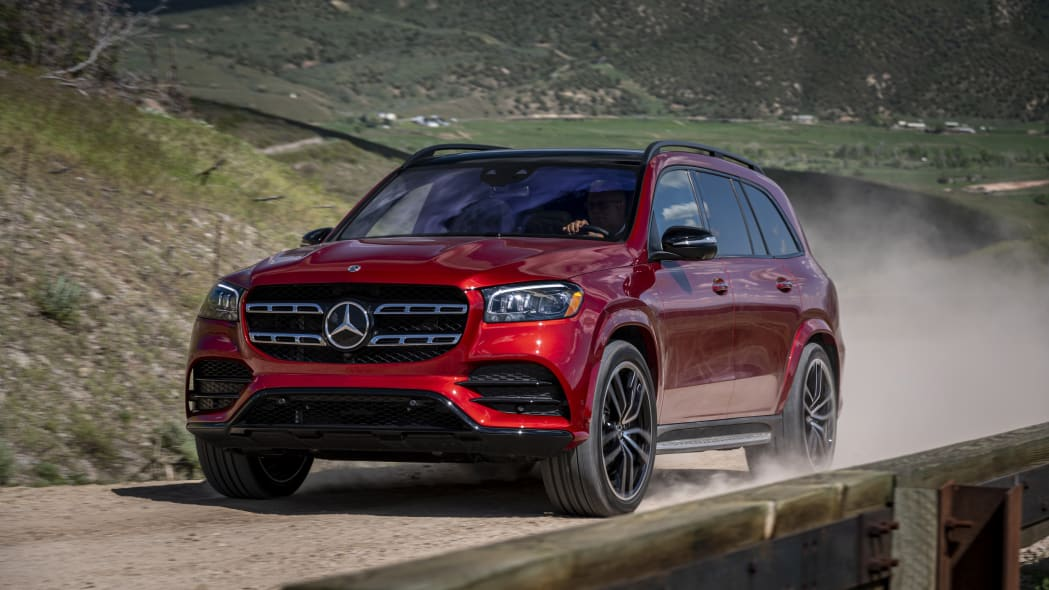 2020 Mercedes-Benz GLS 580 First Drive Review | Capturing the heart of the heart of Mercedes