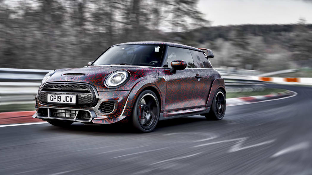 2020 Mini John Cooper Works GP is priced from $45,750
