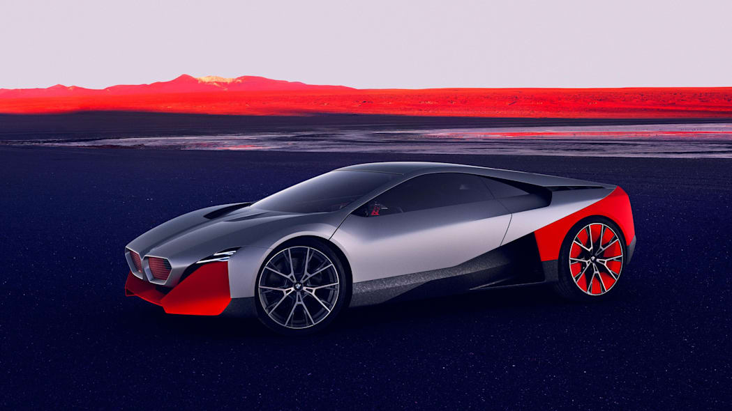 BMW Vision M Next concept debuts, shows the way forward for BMW M