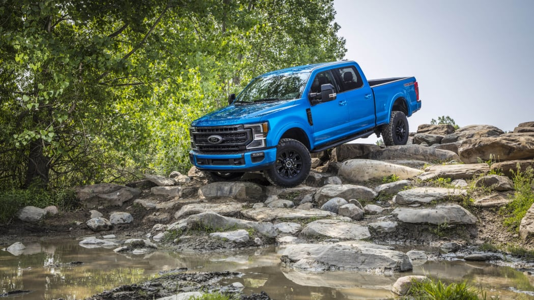 Ford F-Series Super Duty Tremor Off-Road package