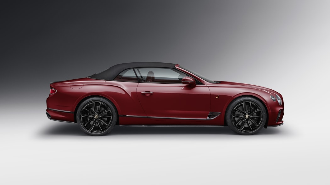 Bentley Continental GT Convertible Number 1 by Mulliner