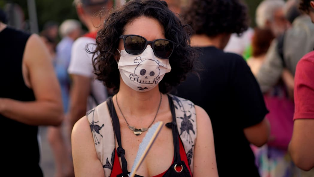 SPAIN-ENVIRONMENT/PROTESTS