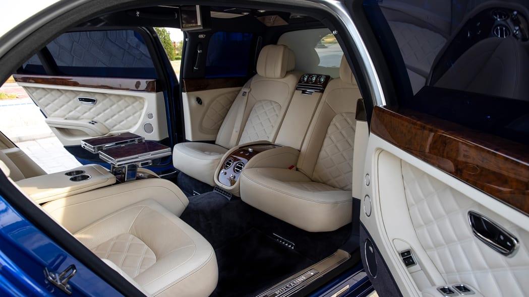 Bently Mulsanne Grand Limousine