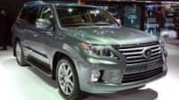 Lexus LX 570 News and Reviews   Autoblog