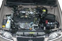 Nissan sentra 2001 engine