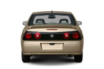 2005 Chevrolet Impala Safety Recalls