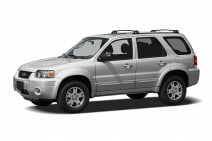 2007 Ford Escape Xlt >> 2007 Ford Escape Information