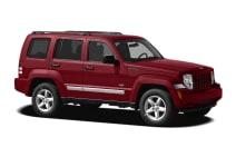 2012 Jeep Liberty Exterior Photo