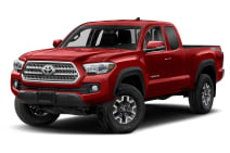 2017 Toyota Tacoma Trd Off Road V6 4x4 Access Cab 127 4 In Wb Specs
