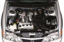 2001 mazda 626 es v6 4dr sedan specs and prices autoblog