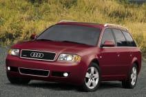 Audi A Information - 2003 audi