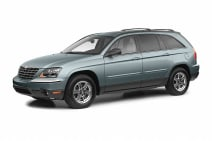 2005 chrysler pacifica touring specs