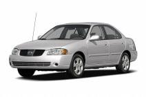 2002 nissan sentra se r manual transmission