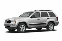 2007 Jeep Grand Cherokee Laredo >> 2007 Jeep Grand Cherokee Information