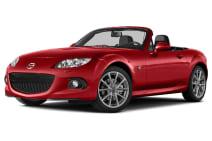 2015 Mazda MX-5 Miata Information