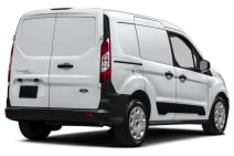 2014 Ford Transit Connect XL Cargo Van Pictures
