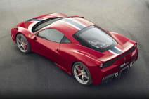 Ferrari 458 Speciale >> 2014 Ferrari 458 Speciale Information
