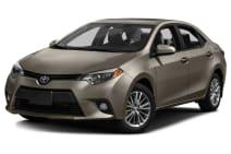 2015 Toyota Corolla Pictures